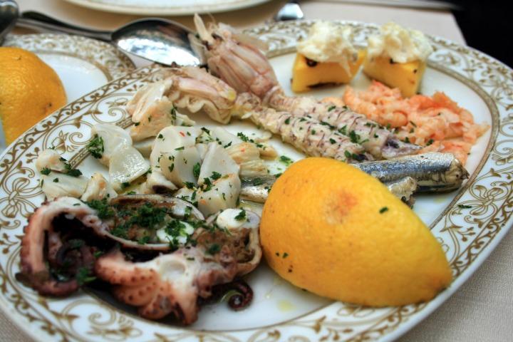Fresh Seafood Platter