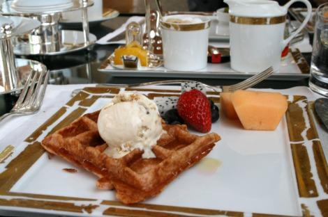 The AWESOME waffle