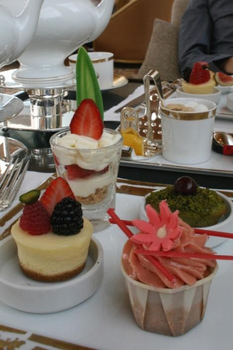 More pretty desserts