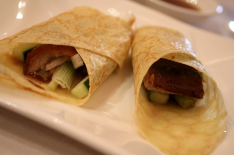 Signature Beijing Duck Roll