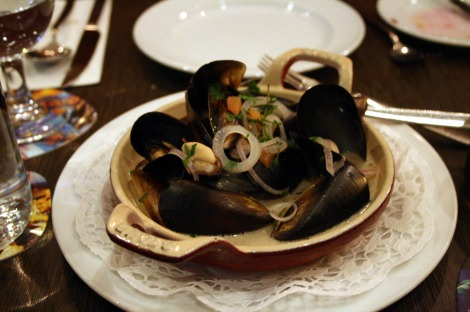 Mussels! :D