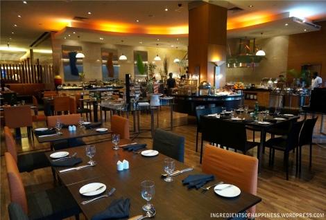 Inside The Square Restaurant