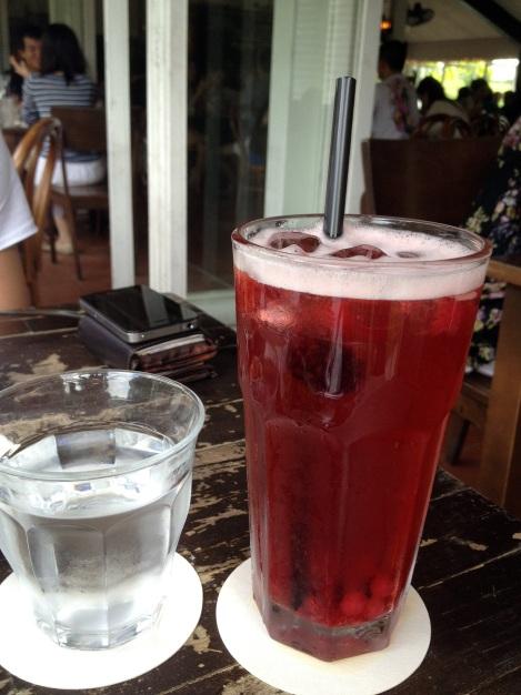 Refreshing Boston Iced Tea