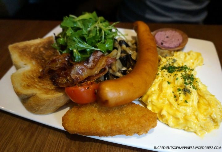 The lovely Big Breakfast at Symmetry