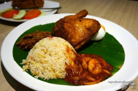 Madam Kwan's Nasi Bojal