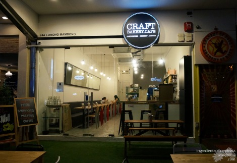 Fresh new cafe in Holland V
