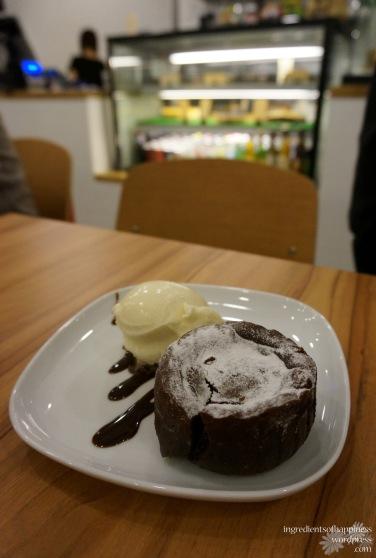 The 'Original' Molten Lava Cake