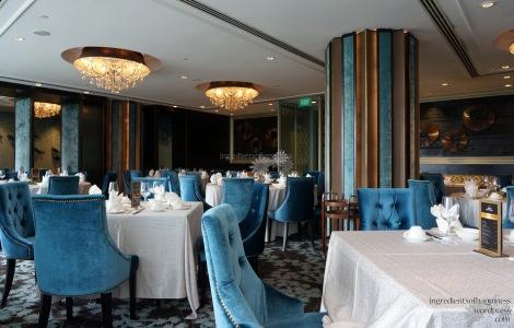 The elegant clean tones of Paradise Pavilion