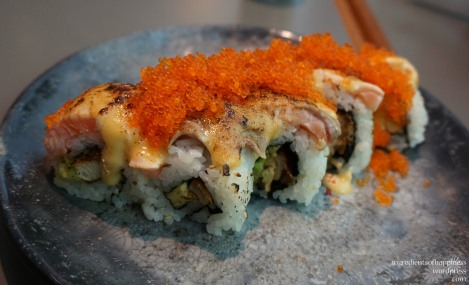 The rather pleasing-to-the-eye Shiok Maki