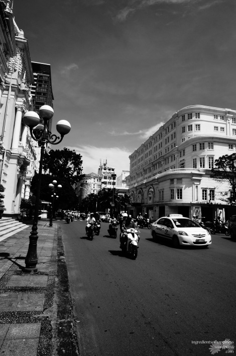 HCMC Roads
