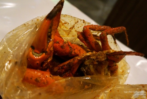 Sri Lankan Crabs
