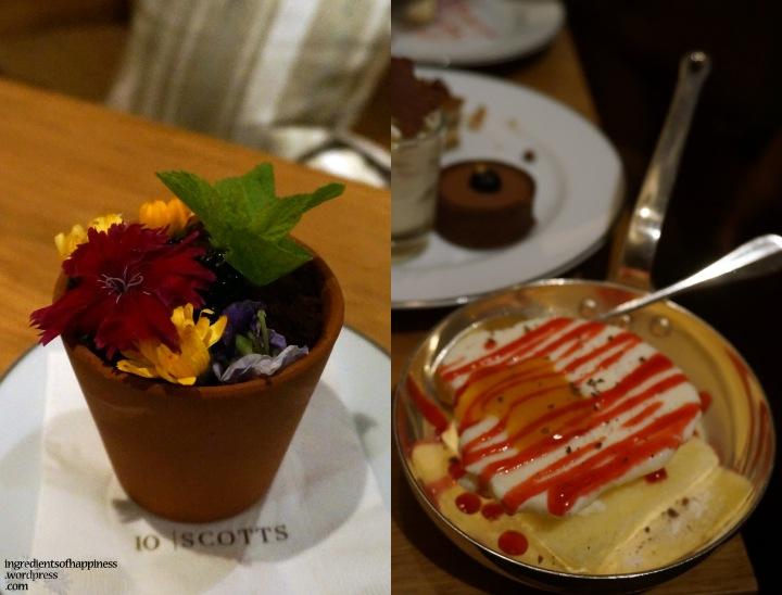 Novelty Desserts