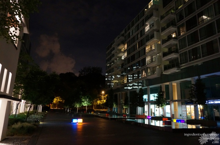 Quite nice huh, the One-North Residences
