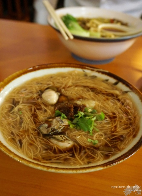 Oyster Mee Sua