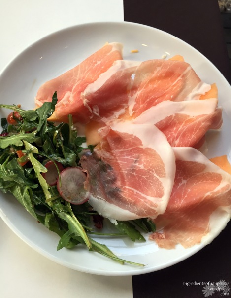 Parma ham and melon were meant to be together