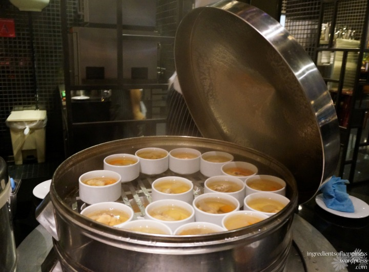 The comforting, piping hot Chinese soups