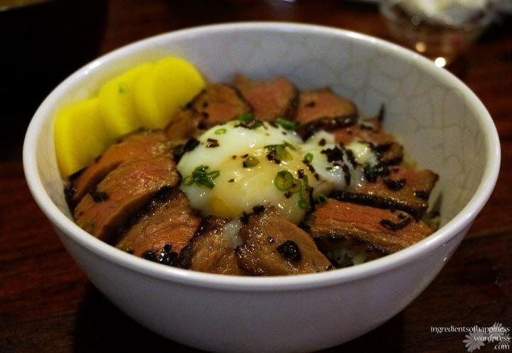 Mmm truffle + beef, I'm sold