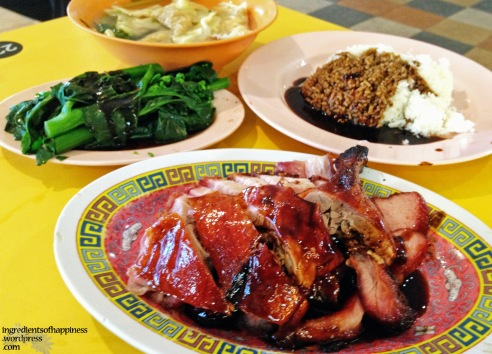 Fatty Cheong Food