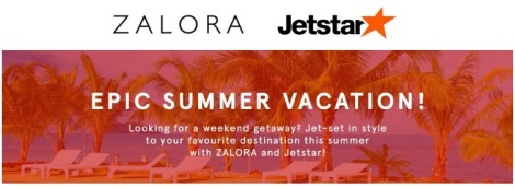 A chance to win free flights and clothes yay!
