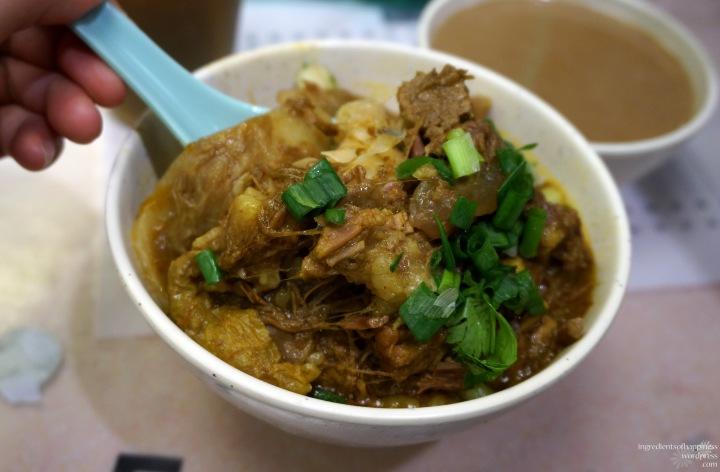 Best. Beef. Noodles. Ever.