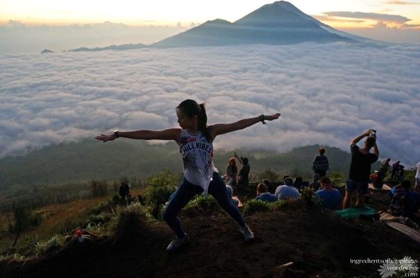 Bali Pose