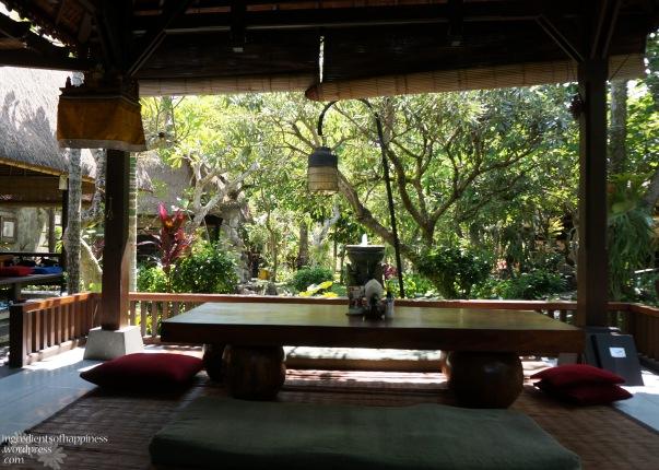Inside Bebek Bengil