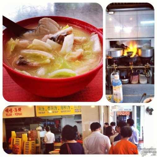 Fish Soup Stall