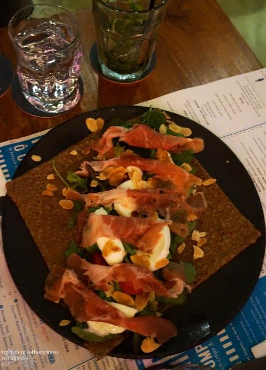Salad Galette