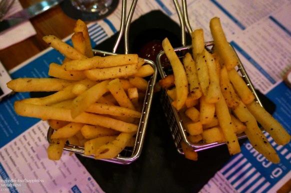 Truffle Fries