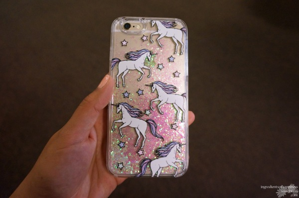 Sparkly Phone Cover