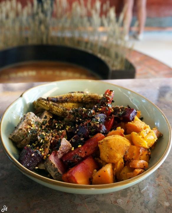 tuna-with-quinoa