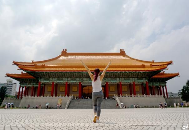 Me in Taipei