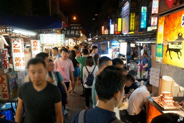 Taipei - Ningxia Market