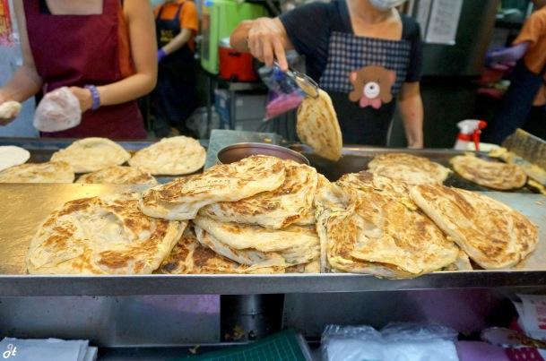 Taipei Flaky Pancake
